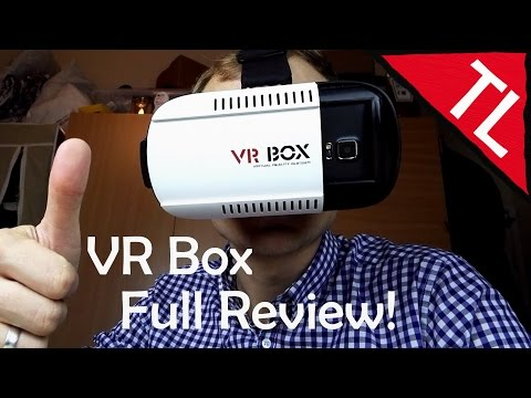 VR Box a Cheap VR/AR Headset: Review!