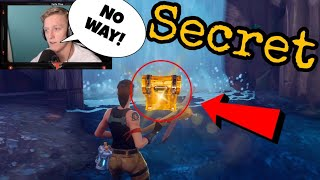 TFUE DISCOVERS *SECRET* CAVE IN FORTNITE BATTLE ROYALE | Fortnite Best Clips | Fortnite Engine