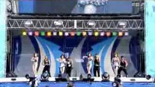 A - Nation 2007 - Tenjochiki/CSJH - Piranha (live)
