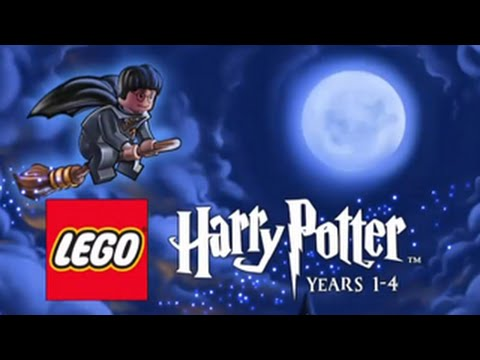 Youtube lego harry potter years 1 4