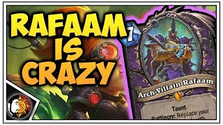 Hearthstone: Zoo Warlock Transcends Into Control Warrior - Rise Of Shadows
