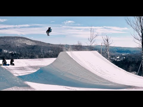THE DAY WE HAVE ALL BEEN WAITING FOR // CARINTHIA PARKS 2018