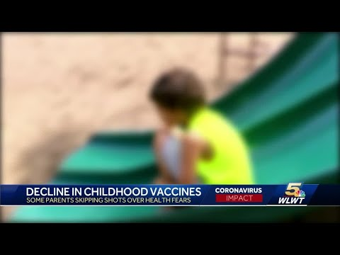Drop in childhood vaccinations due to COVID-19 concerns alarms NKY pediatrician
