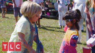 Gambar cover Celebrating Holi with Zoey and Will | The Little Couple