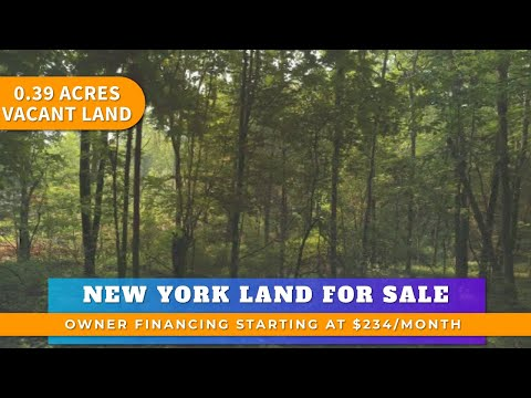Land For Sale in Rhinebeck, NY Dutchess County New York