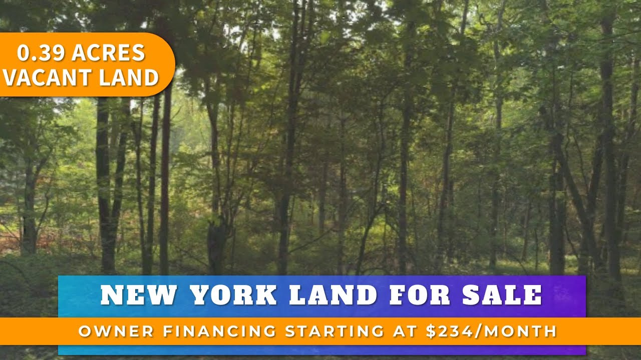 Reduced - Silver Lake Rd, Rhinebeck,  Wholesale Land For Sale New York - www.WeSellNewYorkLand.com