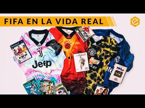 WTF!! CAMISETAS EA Sports Real Madrid, Manchester United, Bayern Munich y Juventus