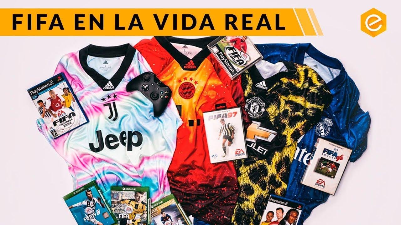 0aad928f5e8ee WTF!! CAMISETAS EA Sports Real Madrid
