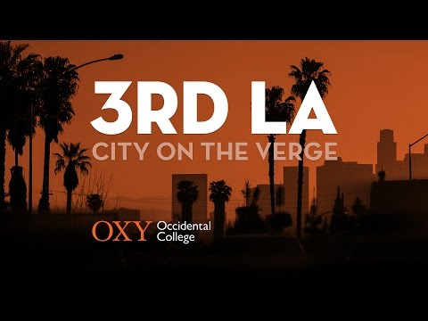 3rdLA: City on the Verge with L.A. Mayor Eric Garcetti and Christopher Hawthorne