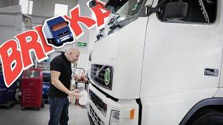 Как протича обслужването на един камион? | Bri4ka & Volvo Trucks| EP1