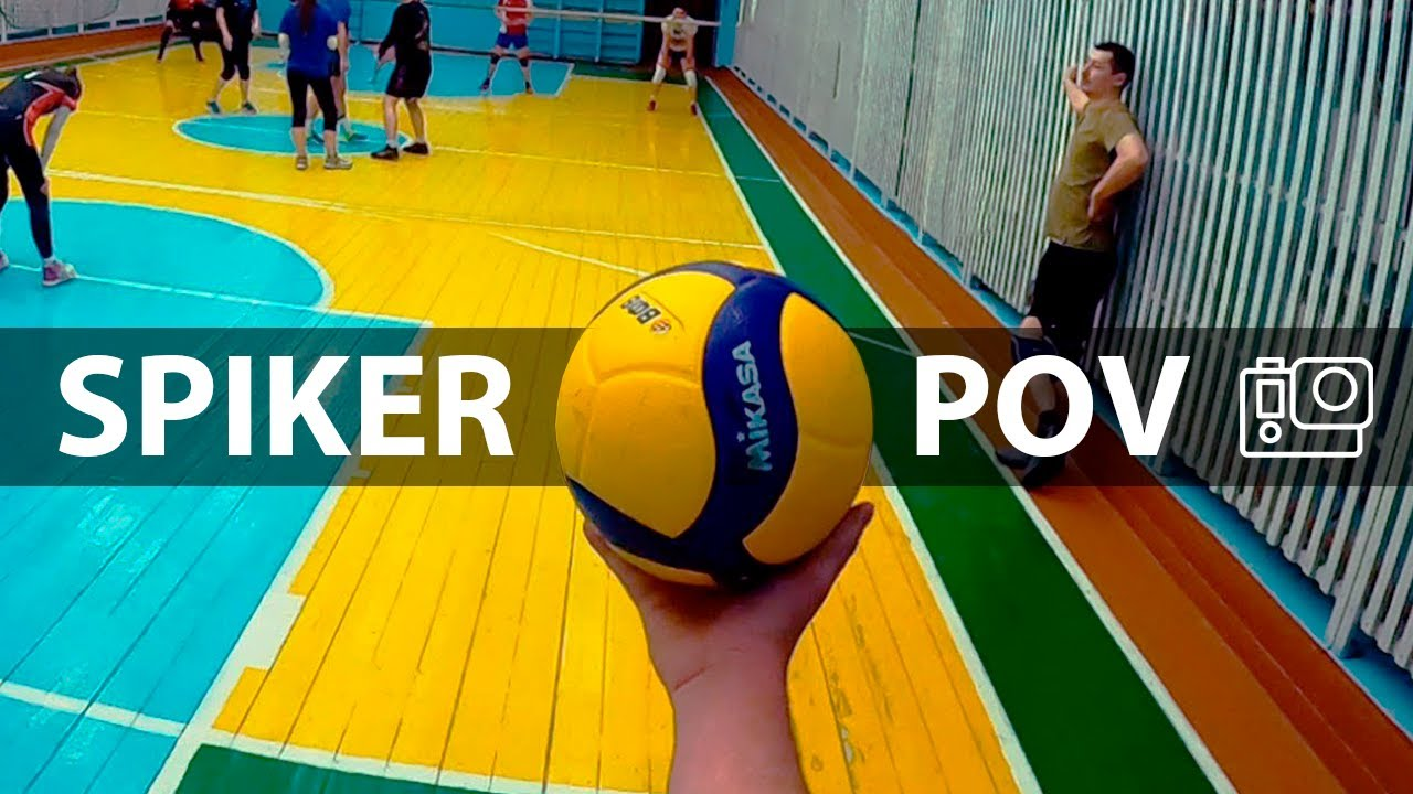 Download Volleyball First Person   Wing Spiker - Highlights POV/Amateur Volleyball