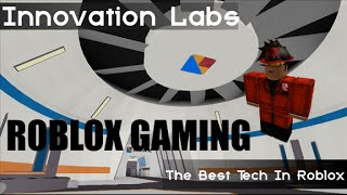 Roblox Video - Innovation research Labs!