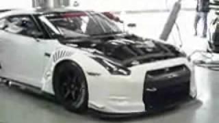 NISSAN Works FIA GT1 35GT-R@'09 nismo Festival
