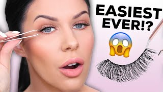 NEW NAKED LASHES!!? WHAT ARE THEY, HOW TO APPLY & ARE THEY WORTH THE HYPE?!!!!