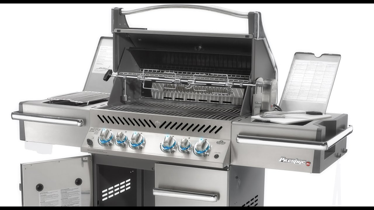 Napoleon Lex485rsib Propane Bbq Napoleon Grills Vs Weber Reviews Of The Triumph Lex And Prestige 500