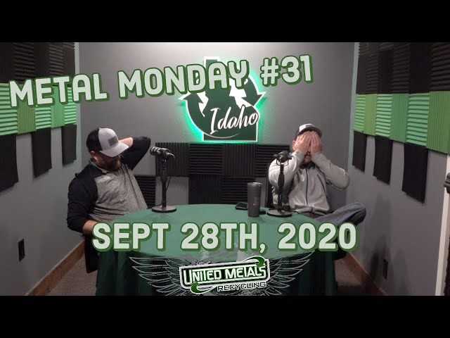 Metal Monday #31 with Nick and Brett