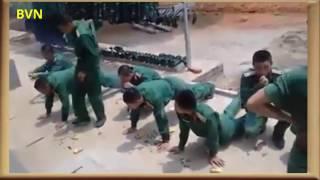 Chuyện Lạ Về Những Hình Phạt Chỉ Có Trong Quân Đội