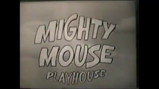 """Mighty Mouse Playhouse (intro 