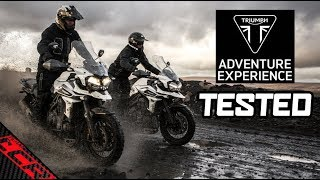 Triumph Adventure Experience - Offroad On Tiger 800 / 1200