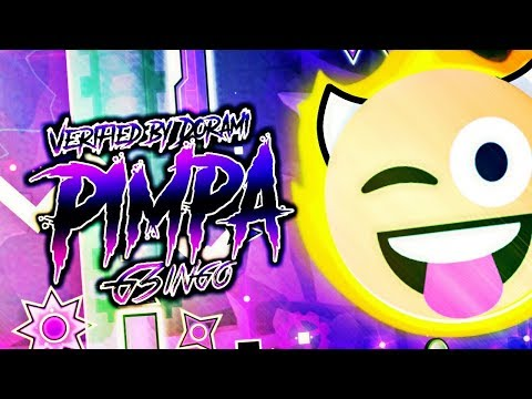 "Verification By Dorami! (Me) | ""PIMPA"" 100% By G3ingo! [EPIC EASY DEMON] 