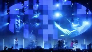 Radiohead - Idioteque live @ Ippodromo del Visarno - Firenze 14.06.2017