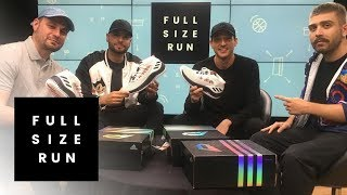 the best attitude 7e7af 997b0 Pharrell and Adidas Collab with Chanel, LaVar Pulls LaMelo From High School  I Full Size