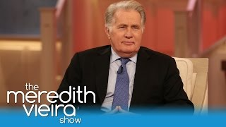 """Martin Sheen on """"Grace and Frankie"""" Paycheck Drama! 