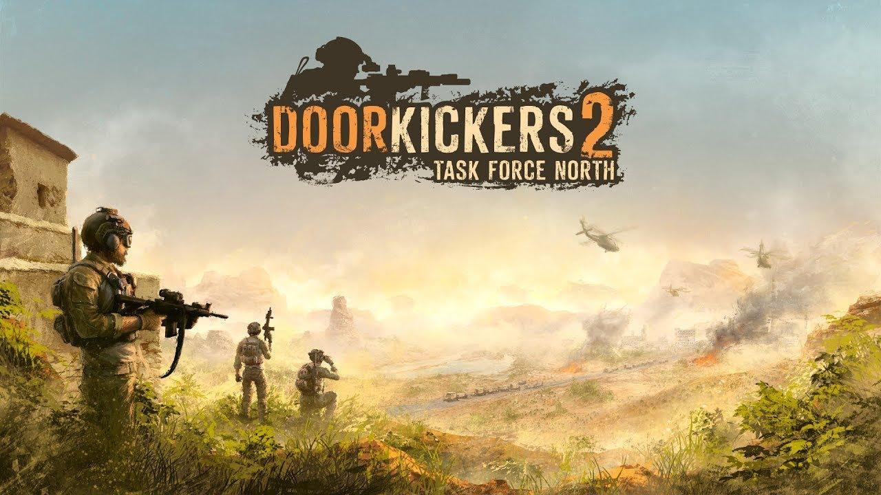 FinKone Plays Door Kickers 2 - Episode 13