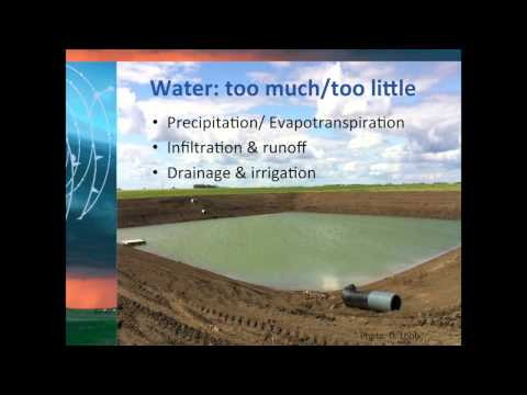 Karen Wittenberg & Brian Amiro - Moving Toward Prairie Agriculture 2050 Part 1