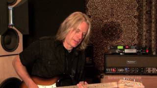 Andy Timmons Band Plays Sgt. Pepper - Guitars, Amps and Effects - Part 2 of 3