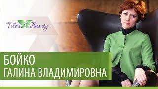 Бойко Галина Владимировна, врач физиотерапевт клиники Telo's Beauty на Шаболовской
