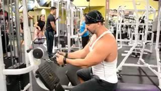 ТРЕНИРОВКА СПИНЫ. Продвинутый уровень. Широчайшие мышцы спины - тренинг
