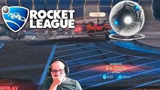 Yeni MOD Kirpi oldum Rocket League Türkçe #82