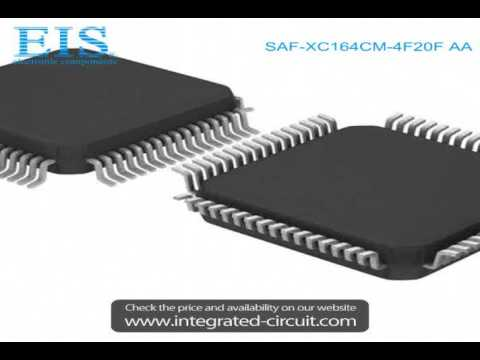 Sell SAF-XC164CM-4F20F AA of Infineon Technologies