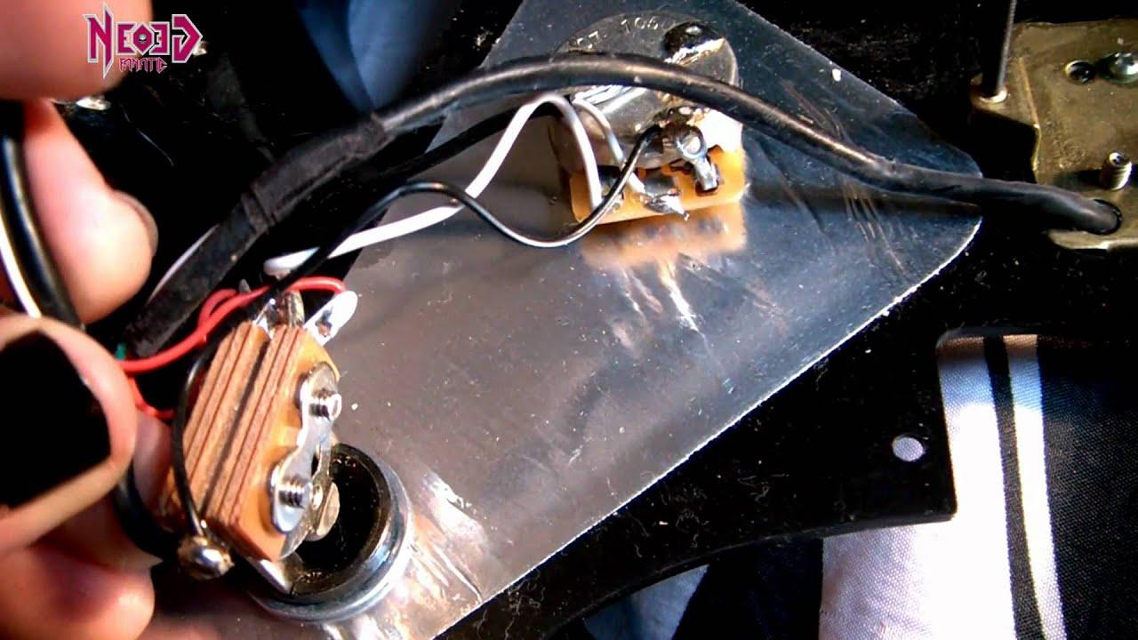 les astuces de nono 7 changer les micros sur une guitare