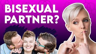 What to do if your Partner Comes Out as Bisexual? | Sex and Relationship Coach | Caitlin V