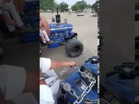 Modified farmtrac 60 tractor's punjab