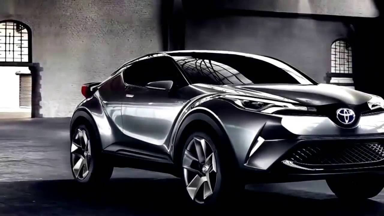 toyota chr review 2016 - youtube