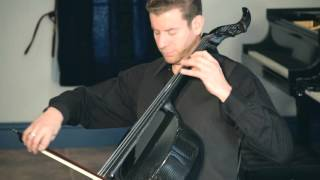 Sarabande from the 3rd Cello Suite by J.S. Bach Resimi