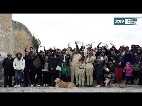 2019 Chiamata alle arti - 36Un passaporto per Mate...