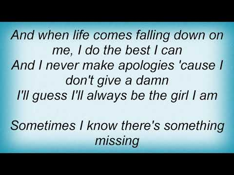 Gretchen Wilson - The Girl I Am Lyrics