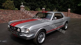1965 Ford Mustang Coupe for sale Old Town Automobile in Maryland
