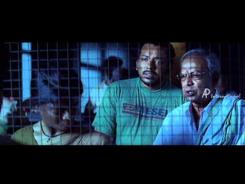 Mayaavi  - Surya jail scene