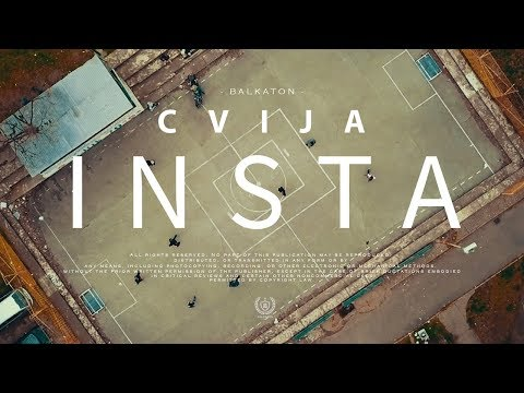 Cvija - Insta (Official Video)