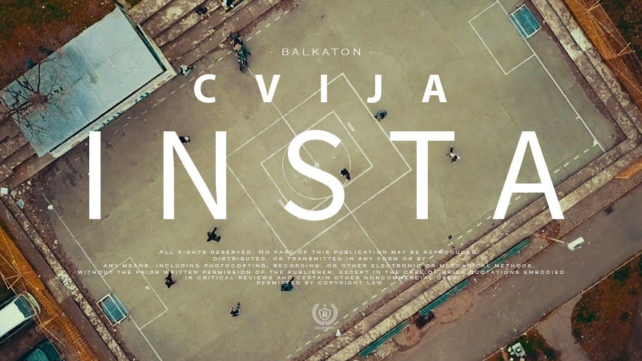 Cvija - Insta (Official Video)