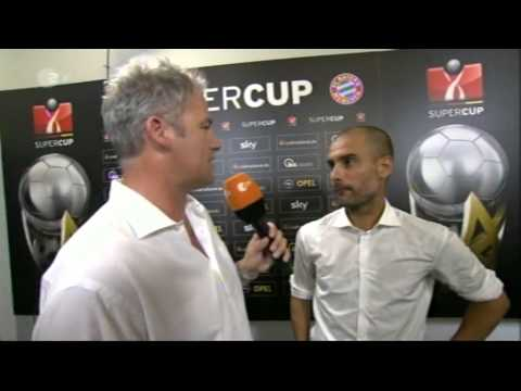 das aktuelle sportstudio - Gast : Jupp Heynckes (  27.07.2013 )