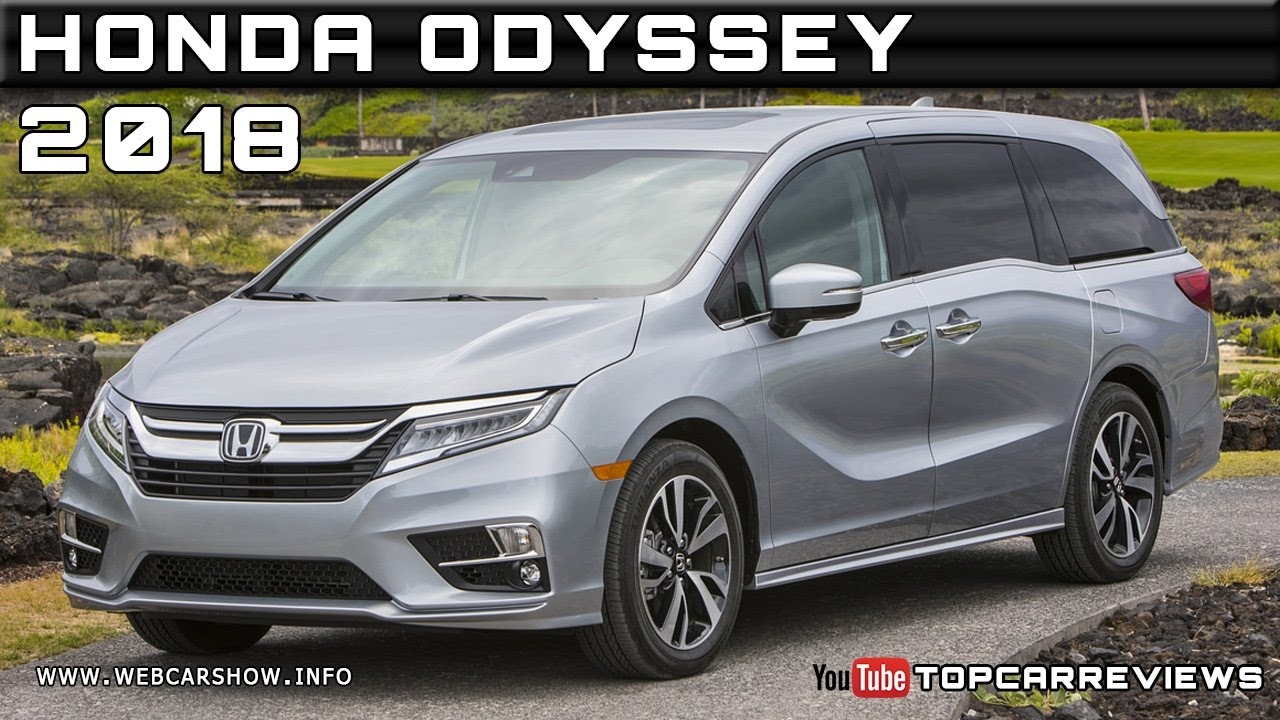 2018 honda odyssey review rendered price specs release date youtube. Black Bedroom Furniture Sets. Home Design Ideas