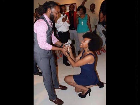 Women Proposing To Men