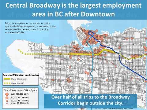 The Mayors' Transportation & Transit Plan