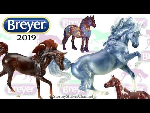 Breyer 2019 Model Horse Releases